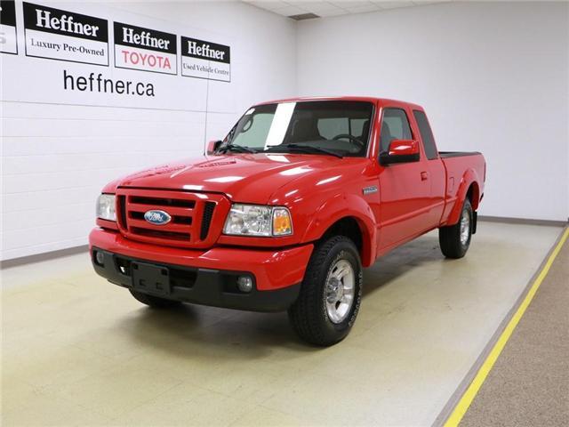 2007 Ford Ranger Sport (Stk: 186005) in Kitchener - Image 1 of 18