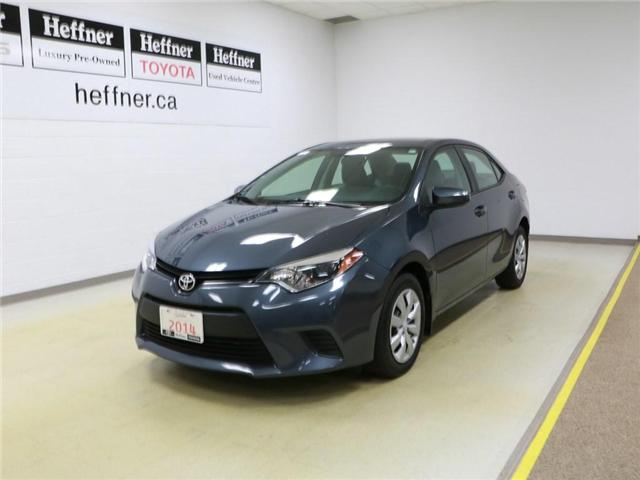2014 Toyota Corolla  (Stk: 185930) in Kitchener - Image 1 of 21