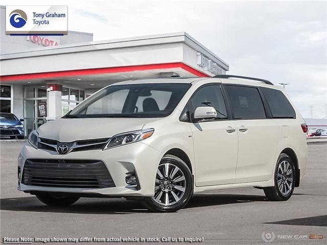 2018 Toyota Sienna XLE 7-Passenger (Stk: 57199) in Ottawa - Image 1 of 23