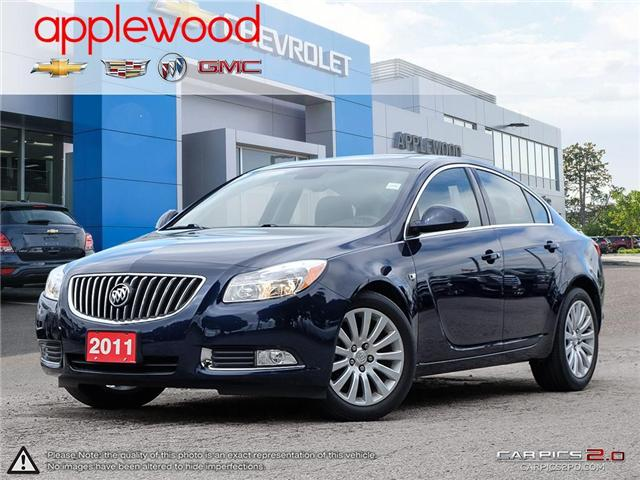 2011 Buick Regal CXL (Stk: 2353A) in Mississauga - Image 1 of 27