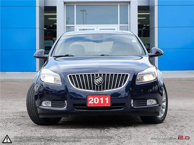 2011 Buick Regal CXL (Stk: 2353A) in Mississauga - Image 2 of 27