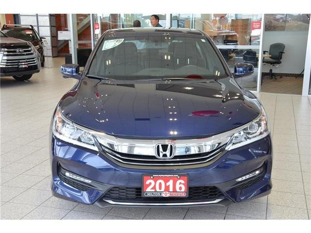 2016 Honda Accord Sport (Stk: 802971) in Milton - Image 2 of 41