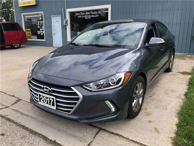 2017 Hyundai Elantra GL (Stk: 69713) in Belmont - Image 2 of 18