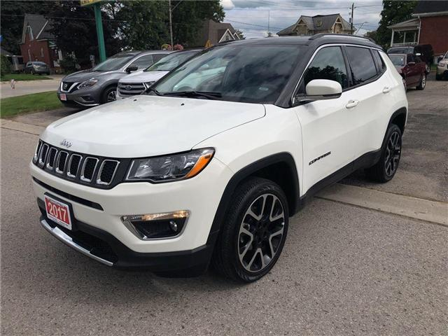 2017 Jeep Compass Limited (Stk: 3C4NJD) in Belmont - Image 1 of 18