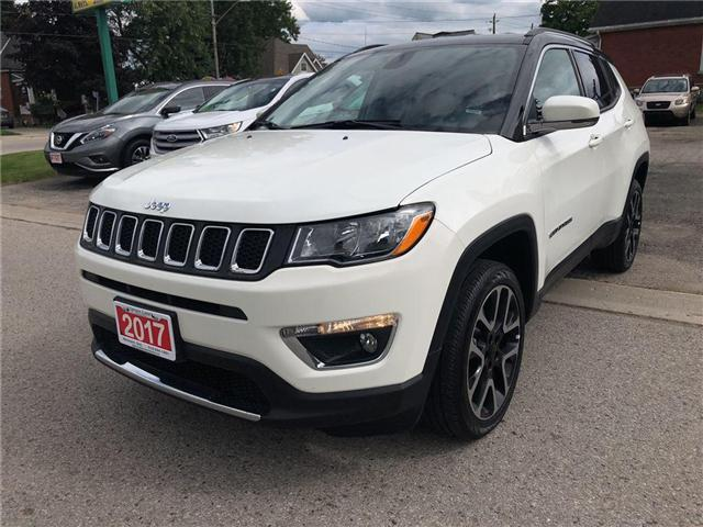 2017 Jeep Compass Limited (Stk: 3C4NJD) in Belmont - Image 2 of 18