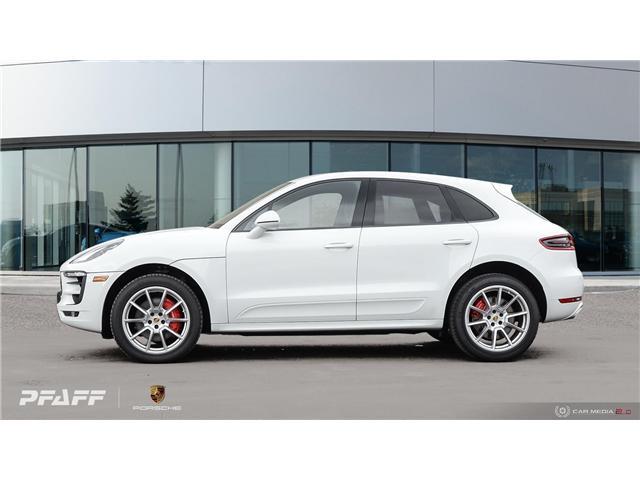 2018 Porsche Macan Turbo (Stk: P11907) in Vaughan - Image 2 of 25