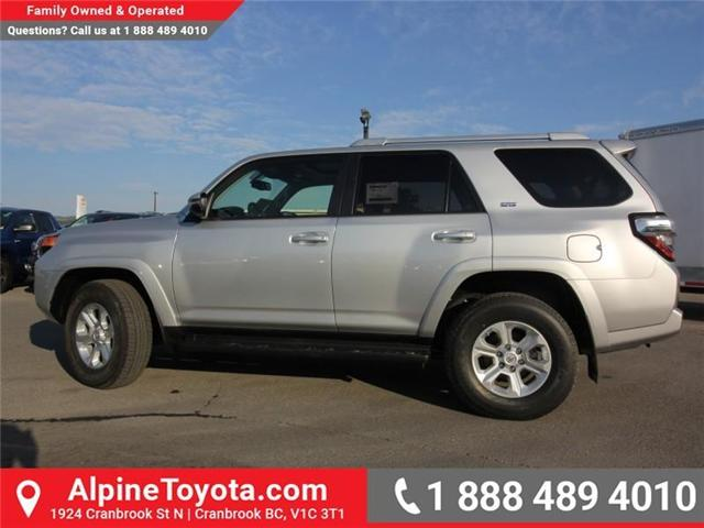2018 Toyota 4Runner SR5 (Stk: 5602829) in Cranbrook - Image 2 of 18