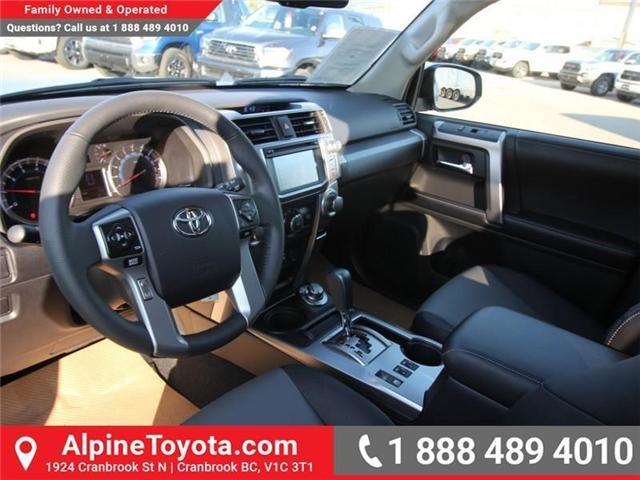 2018 Toyota 4Runner SR5 (Stk: 5602829) in Cranbrook - Image 9 of 18