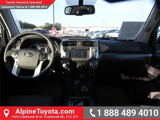 2018 Toyota 4Runner SR5 (Stk: 5602829) in Cranbrook - Image 10 of 18