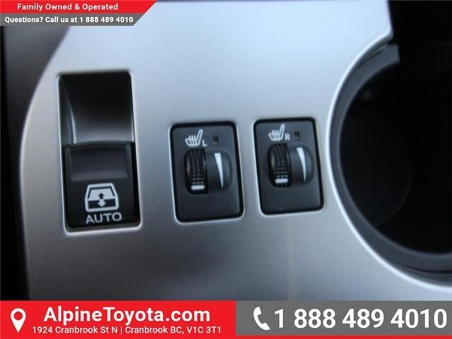 2018 Toyota 4Runner SR5 (Stk: 5602829) in Cranbrook - Image 14 of 18