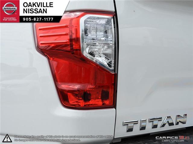 2017 Nissan Titan SV (Stk: N17928A) in Oakville - Image 11 of 20