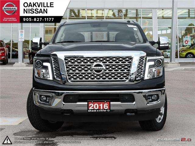 2016 Nissan Titan XD SL Gas (Stk: N17492A) in Oakville - Image 2 of 20
