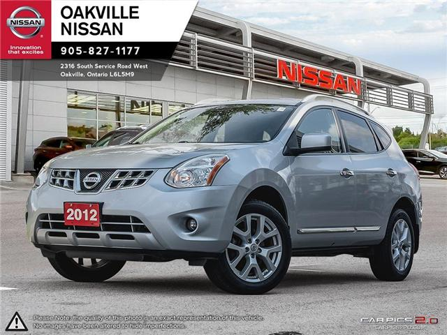 2012 Nissan Rogue SV (Stk: N18198A) in Oakville - Image 1 of 27
