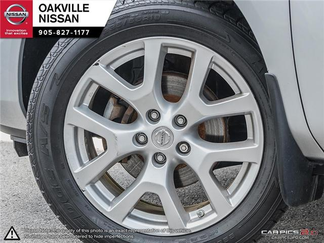2012 Nissan Rogue SV (Stk: N18198A) in Oakville - Image 6 of 27