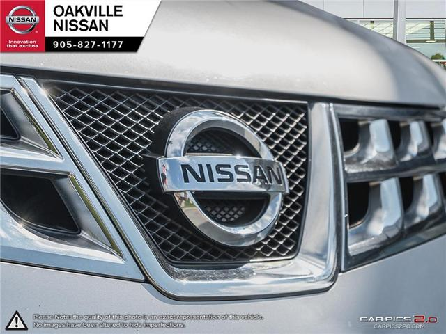 2012 Nissan Rogue SV (Stk: N18198A) in Oakville - Image 9 of 27