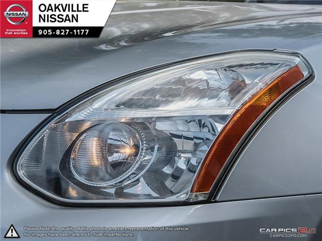 2012 Nissan Rogue SV (Stk: N18198A) in Oakville - Image 10 of 27