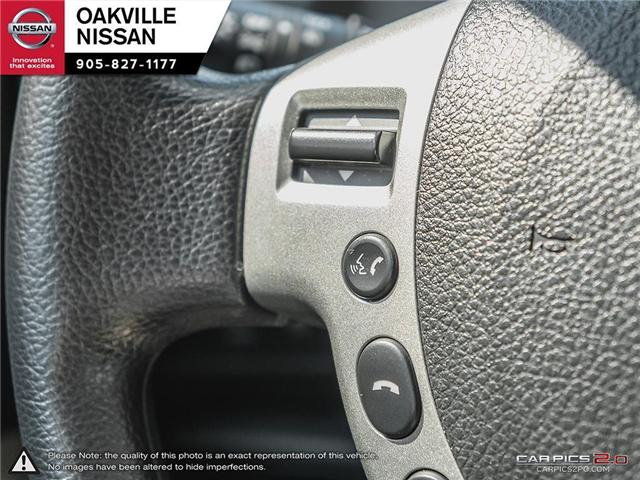 2012 Nissan Rogue SV (Stk: N18198A) in Oakville - Image 18 of 27