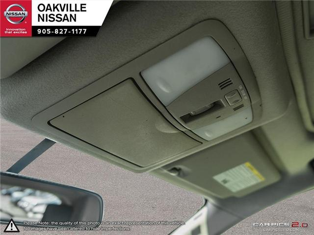 2012 Nissan Rogue SV (Stk: N18198A) in Oakville - Image 22 of 27