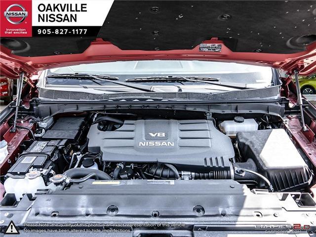 2017 Nissan Titan S (Stk: N171031A) in Oakville - Image 8 of 20
