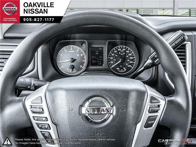 2017 Nissan Titan S (Stk: N171031A) in Oakville - Image 13 of 20