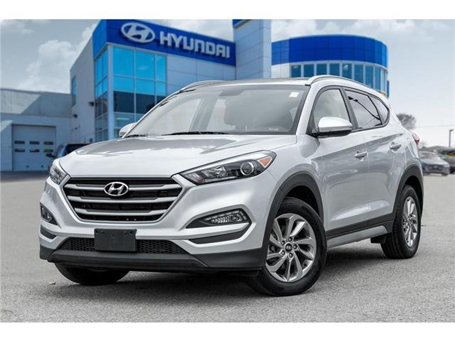 2017 Hyundai Tucson  (Stk: H7664PR) in Mississauga - Image 1 of 20