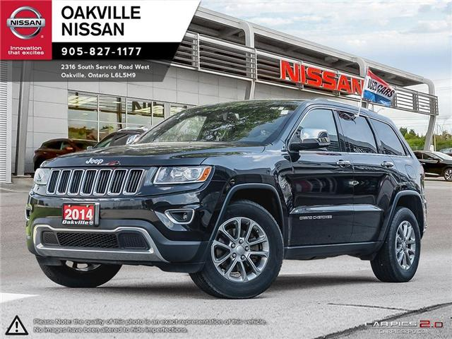 2014 Jeep Grand Cherokee Limited (Stk: N18168A) in Oakville - Image 1 of 24