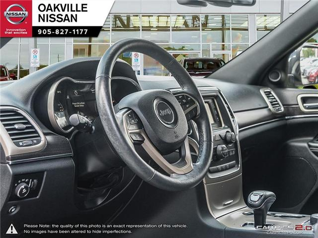 2014 Jeep Grand Cherokee Limited (Stk: N18168A) in Oakville - Image 12 of 24