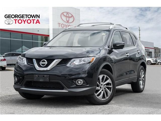 2015 Nissan Rogue  (Stk: 15-20888) in Georgetown - Image 1 of 20