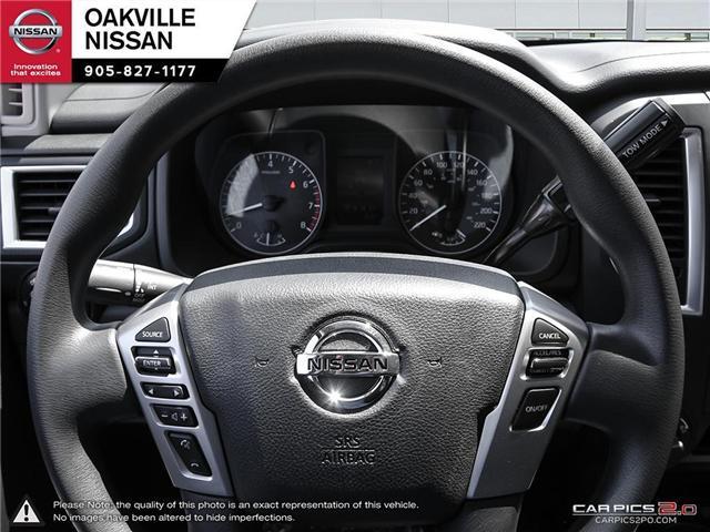 2017 Nissan Titan S (Stk: N171023A) in Oakville - Image 13 of 20