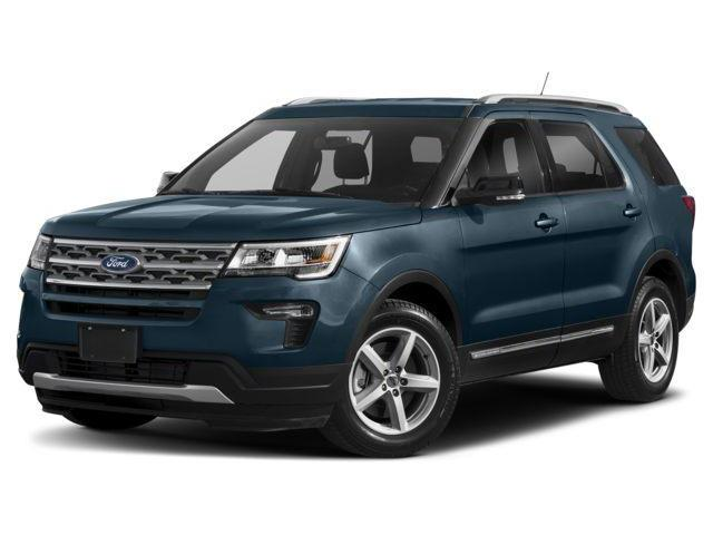 2018 Ford Explorer XLT (Stk: 186994) in Vancouver - Image 1 of 9