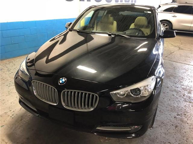 2011 BMW 550i xDrive Gran Turismo (Stk: WBASP4) in Toronto - Image 5 of 27