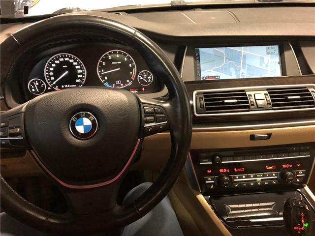 2011 BMW 550i xDrive Gran Turismo (Stk: WBASP4) in Toronto - Image 18 of 27