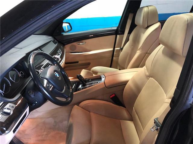2011 BMW 550i xDrive Gran Turismo (Stk: WBASP4) in Toronto - Image 19 of 27