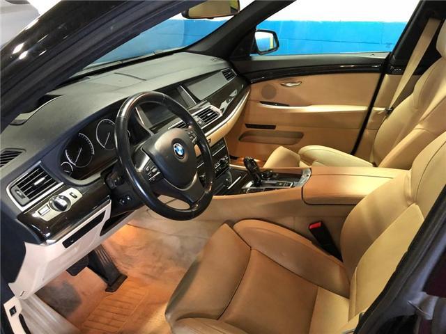 2011 BMW 550i xDrive Gran Turismo (Stk: WBASP4) in Toronto - Image 20 of 27