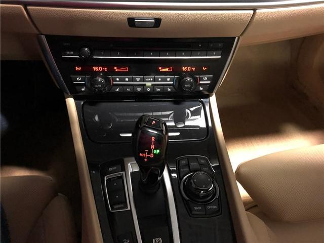 2011 BMW 550i xDrive Gran Turismo (Stk: WBASP4) in Toronto - Image 25 of 27