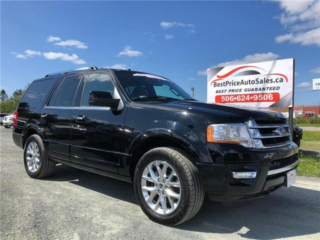 2017 Ford Expedition Limited (Stk: 1FMJU2) in Miramichi - Image 1 of 30