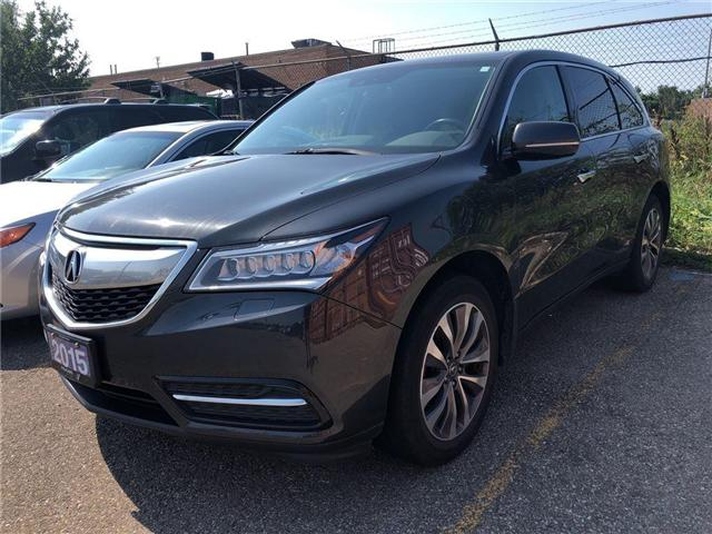 2015 Acura MDX Navigation Package (Stk: 501664P) in Brampton - Image 1 of 2