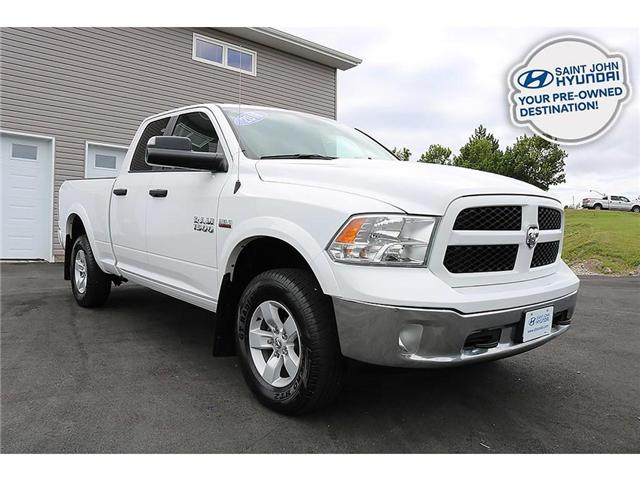 2016 RAM 1500 SLT (Stk: U1764) in Saint John - Image 1 of 16