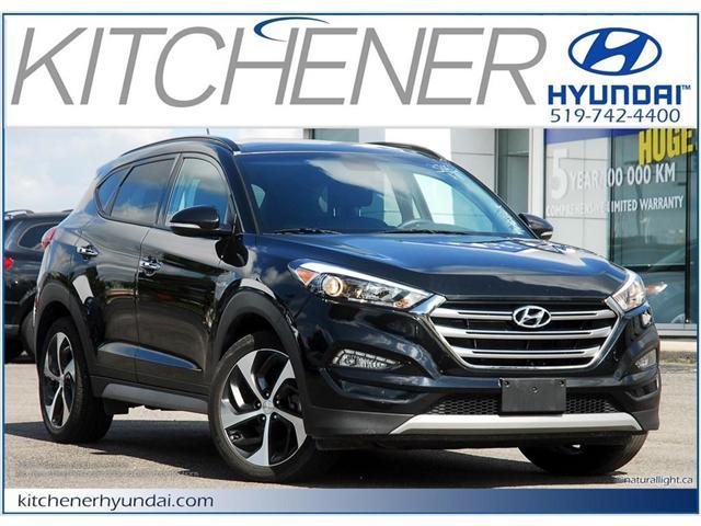 2017 Hyundai Tucson  (Stk: OP3782) in Kitchener - Image 1 of 1