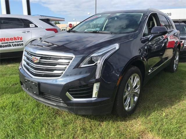 2018 Cadillac XT5 Luxury (Stk: Z127478) in Newmarket - Image 1 of 19