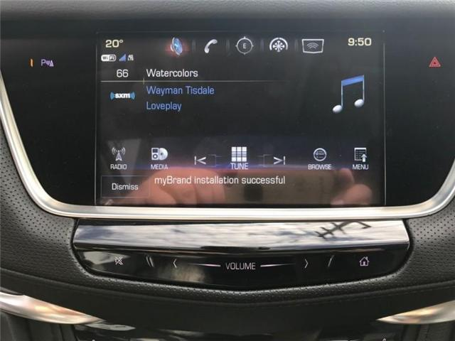 2018 Cadillac XT5 Luxury (Stk: Z127478) in Newmarket - Image 16 of 19