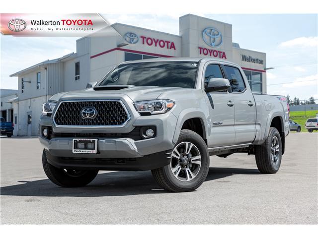 2018 Toyota Tacoma SR5 (Stk: 18190) in Walkerton - Image 1 of 10