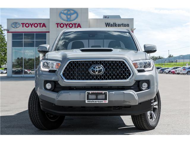 2018 Toyota Tacoma SR5 (Stk: 18190) in Walkerton - Image 2 of 10