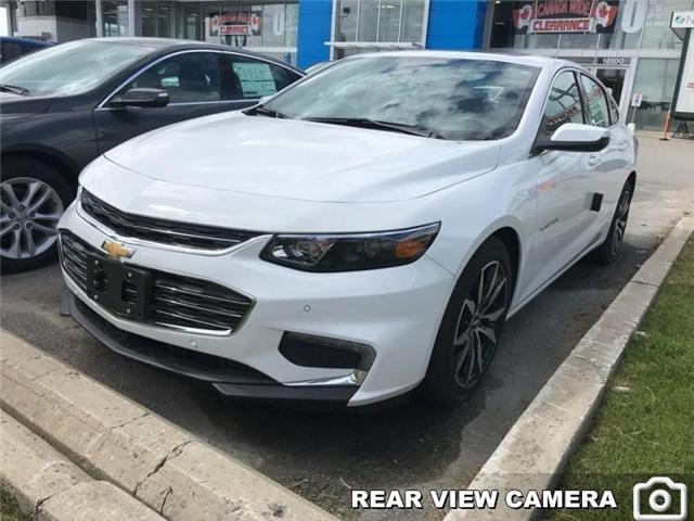 2018 Chevrolet Malibu LT (Stk: F278225) in Newmarket - Image 1 of 17