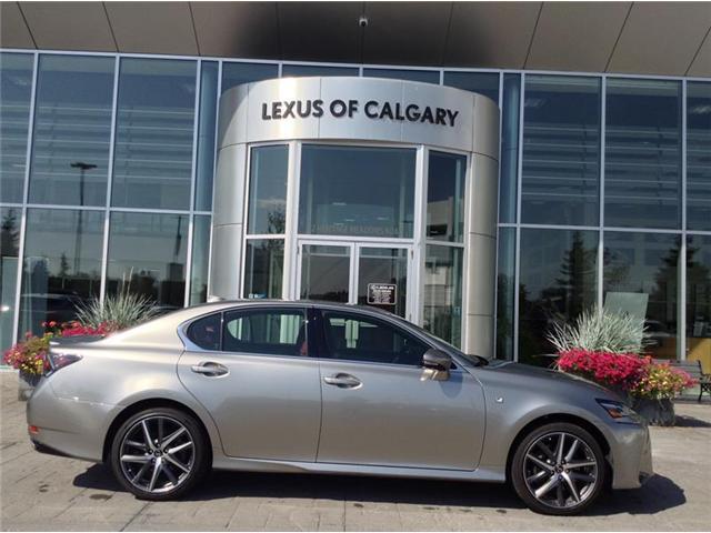 2018 Lexus GS 350 Premium (Stk: 180632) in Calgary - Image 1 of 9