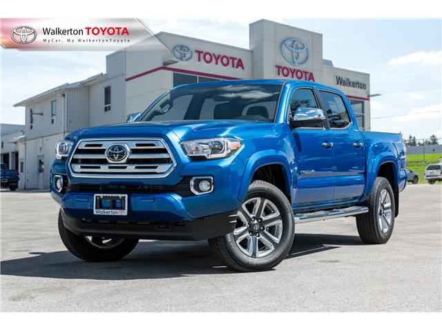 2018 Toyota Tacoma Limited (Stk: 18219) in Walkerton - Image 1 of 10