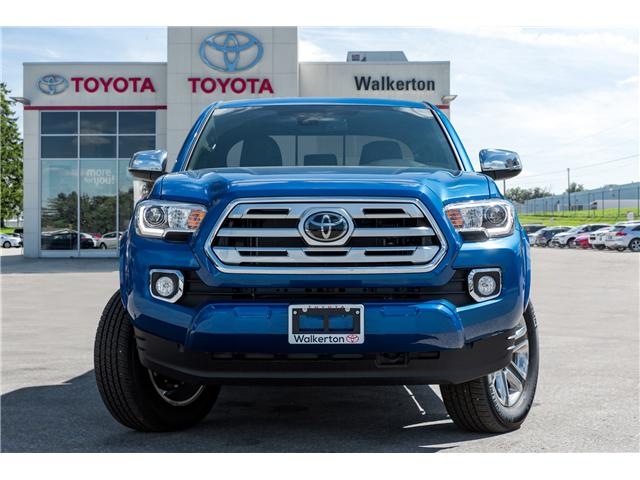2018 Toyota Tacoma Limited (Stk: 18219) in Walkerton - Image 2 of 10