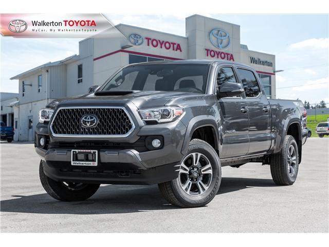 2018 Toyota Tacoma SR5 (Stk: 18228) in Walkerton - Image 1 of 10