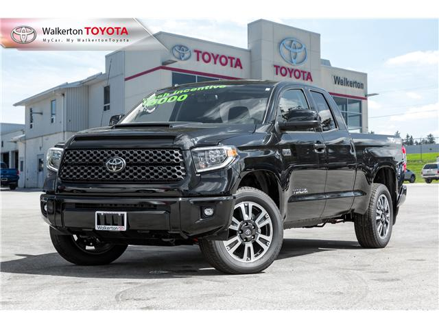2018 Toyota Tundra SR5 Plus 5.7L V8 (Stk: 18327) in Walkerton - Image 1 of 10