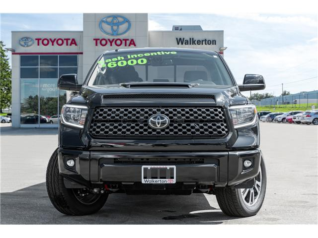 2018 Toyota Tundra SR5 Plus 5.7L V8 (Stk: 18327) in Walkerton - Image 2 of 10